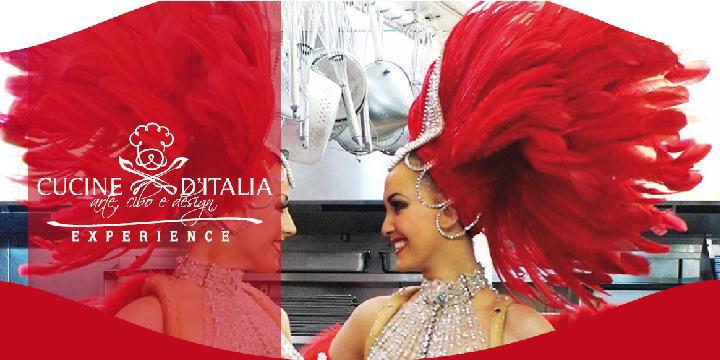 Programma Cucine d'Italia Experience 2012.