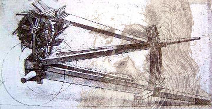 Leonardo da vinci tra ingegno iconografia e passione per for Strumenti di cucina