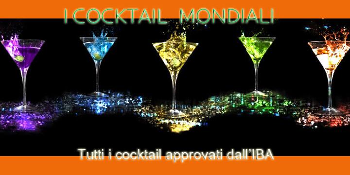 I Cocktail Mondiali