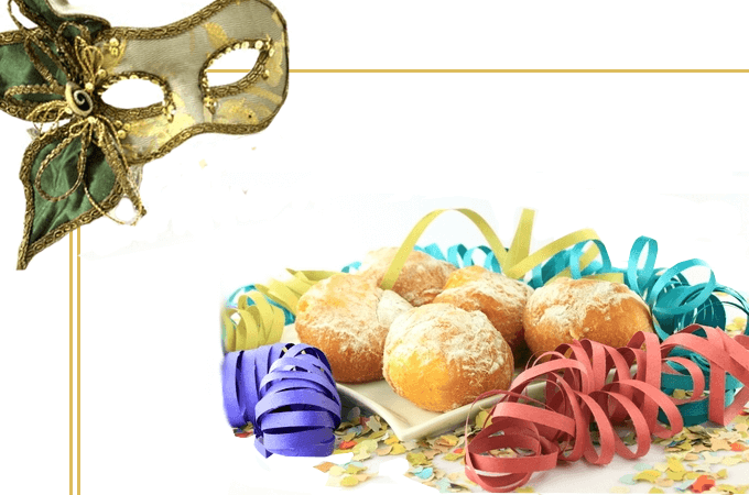 Il dolce sapore del Carnevale