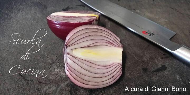 Tutti i tagli della Cipolla