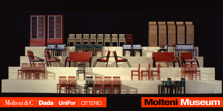 The Molteni Museum: a story of Italian design
