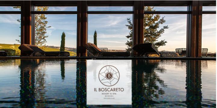 Boscareto Resort & SPA: seduzioni d'autunno nelle Langhe