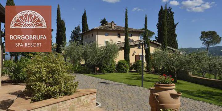 Relax d'autunno a Borgobrufa SPA & Resort