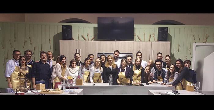 Snaidero Experience. A scuola di cucina con Farm65