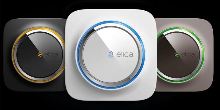 Snap by elica arriva l 39 aspiratore intelligente cucine d 39 italia - Ventola aspirazione cucina ...