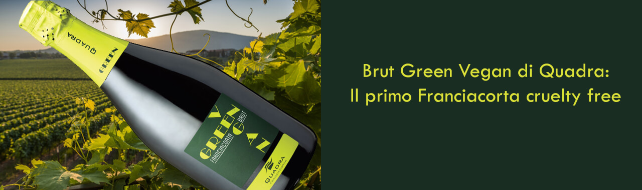 Brut Green Vegan di Quadra