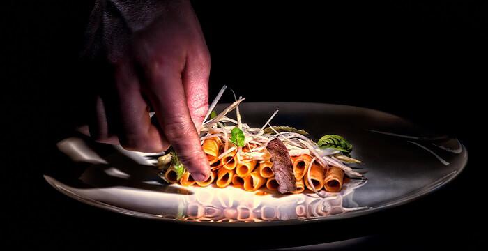 Gusto in Scena. La Cucina del Senza a Venezia