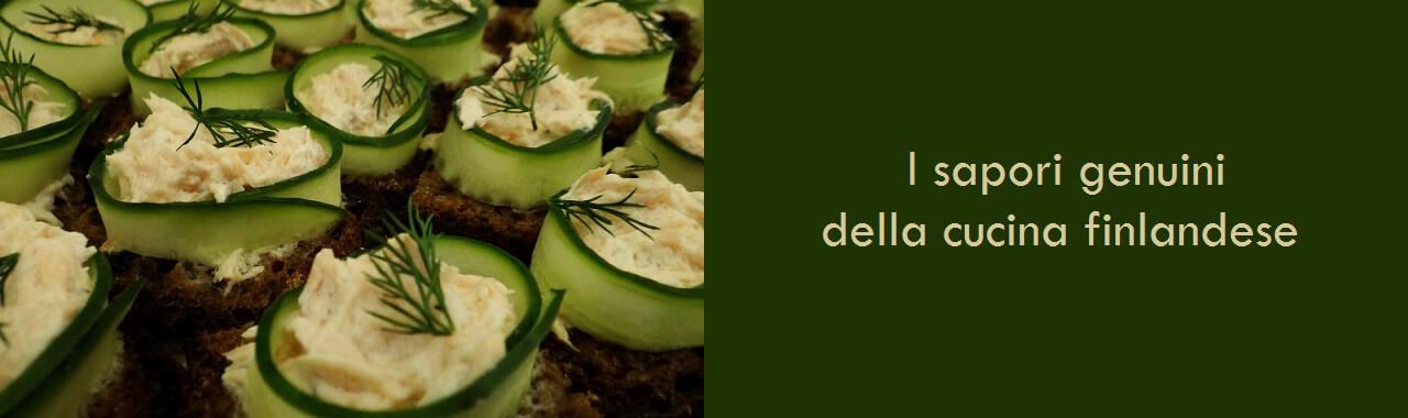 I sapori genuini della cucina finlandese