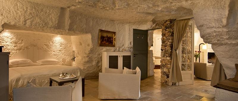 L 39 eleganza della masseria di lusso in salento torre coccaro for Acqua aveda salon