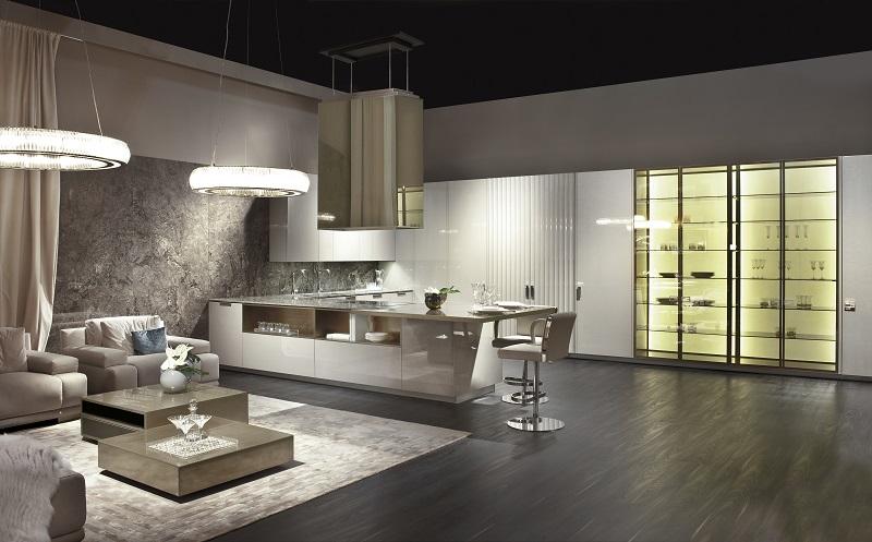 Fendi casa l eleganza in cucina cucine d italia