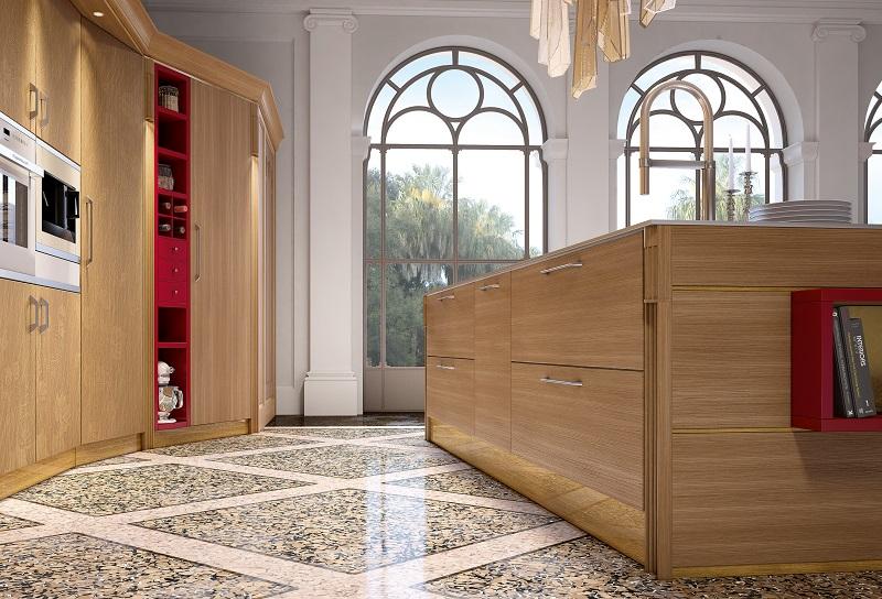 La cucina aria by martini mobili cucine d 39 italia for Martini mobili