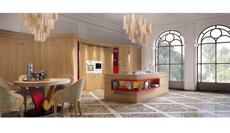 Mobili Da Cucina Milano : La cucina aria by martini mobili cucine d italia