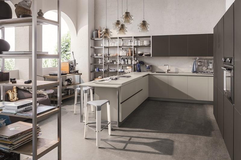 Eurocucina 2016: le novità di Veneta Cucine Cucine d\'Italia