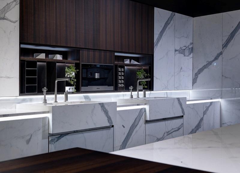 Mantis e vesta le cucine binova cucine d 39 italia - Cucine binova opinioni ...