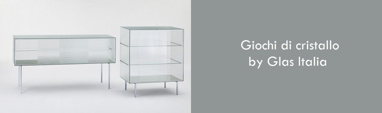 Giochi di cristallo by Glas Italia