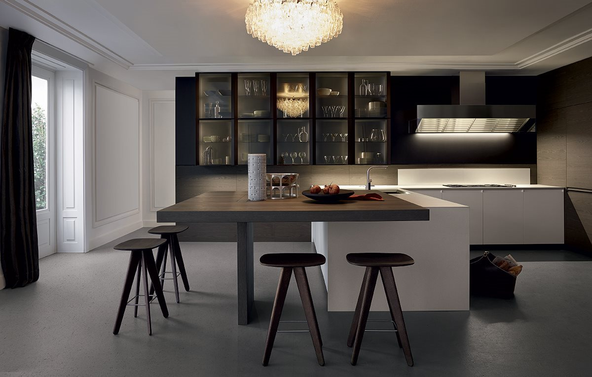 Le cucine componibili di Poliform Varenna Cucine d\'Italia