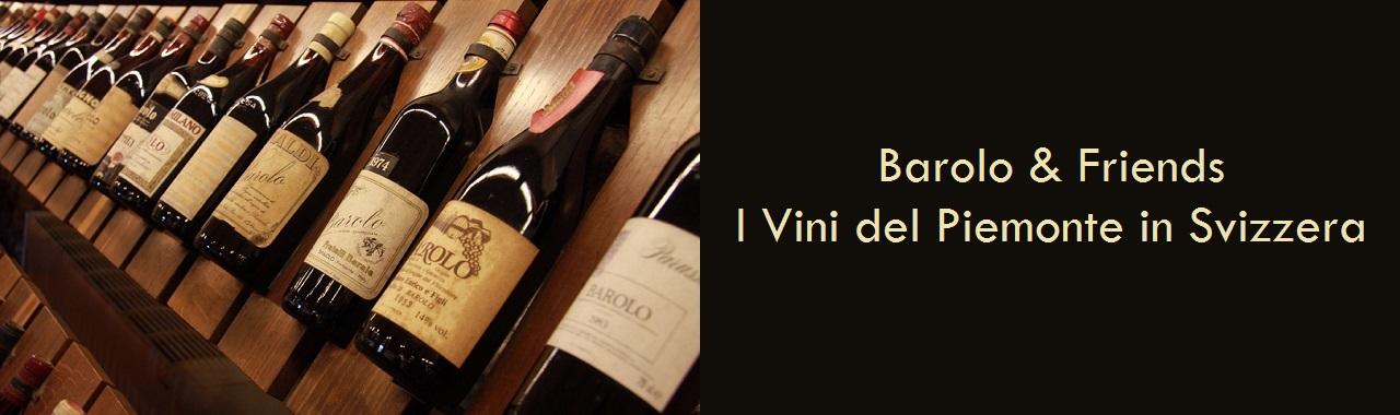 Barolo & Friends: i Vini del Piemonte in Svizzera