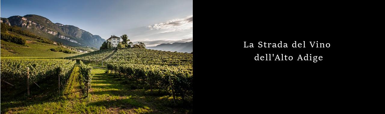 La romantica Strada del Vino in Alto Adige