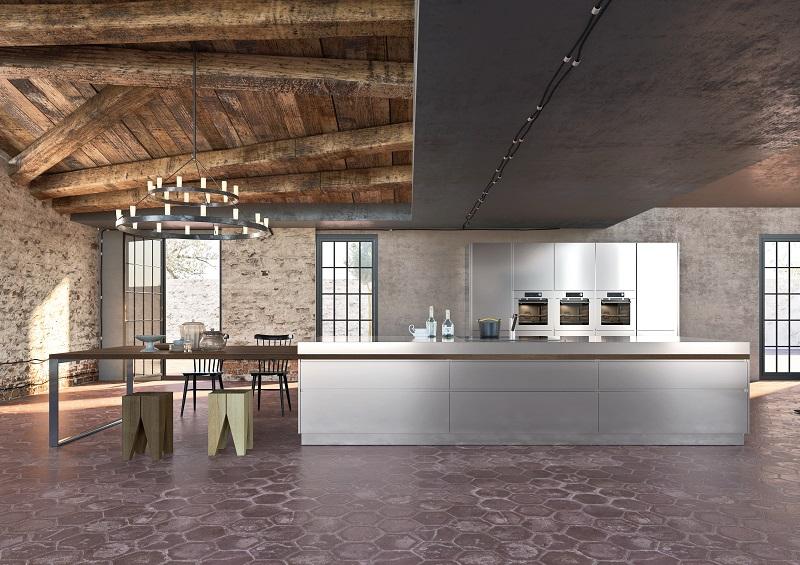 cucine ilve: la professionalità in casa cucine d'italia - Cucine Ilve Prezzi