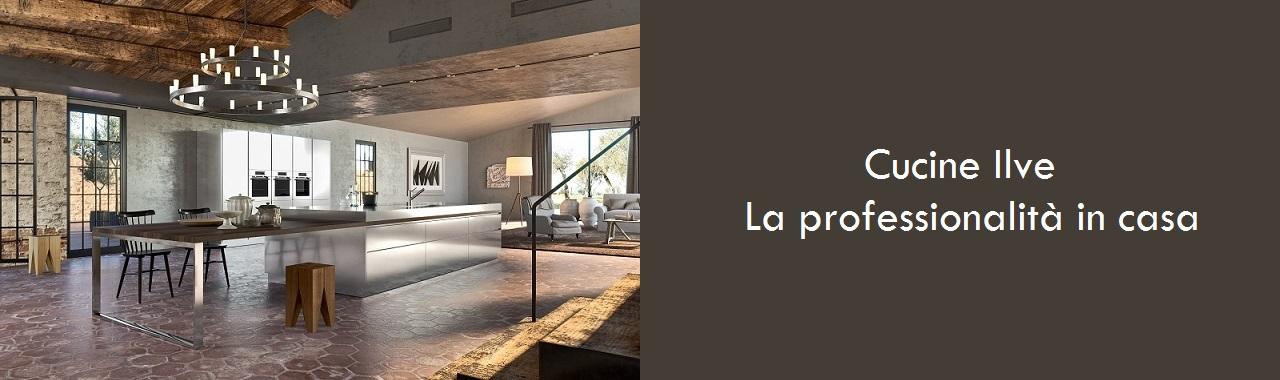 Cucine Ilve: la professionalità in casa Cucine d\'Italia