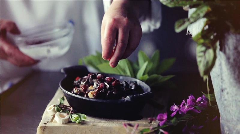cibo finlandese per le scuole cuochi finlandesi