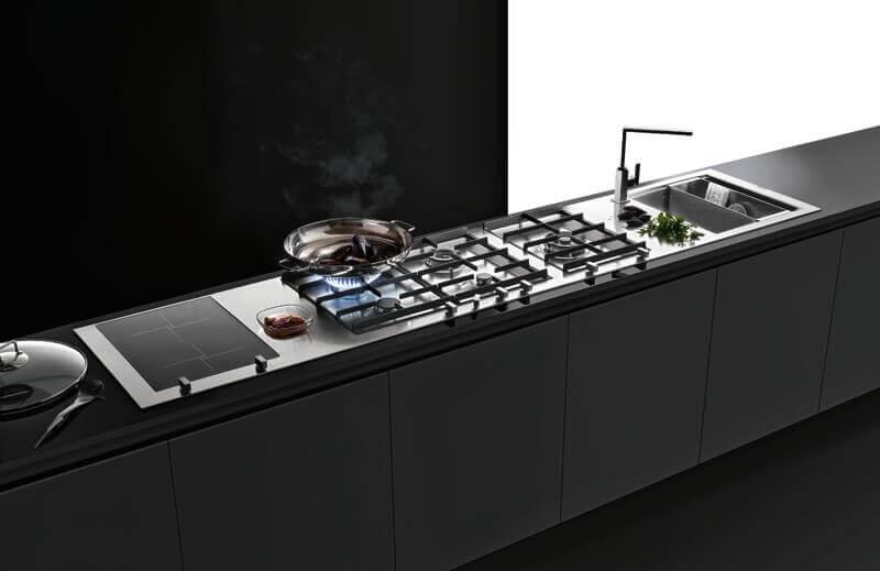 cucina Fusion  Barazza