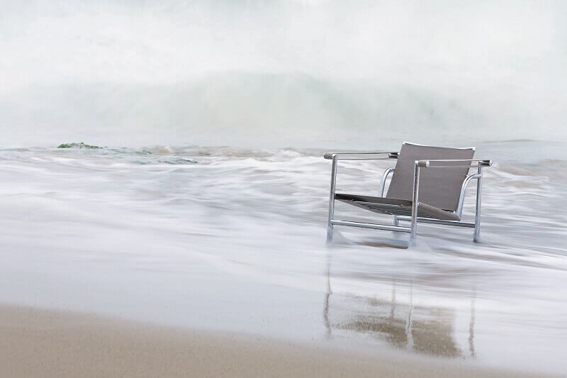 CASSINA outdoor LC1 800