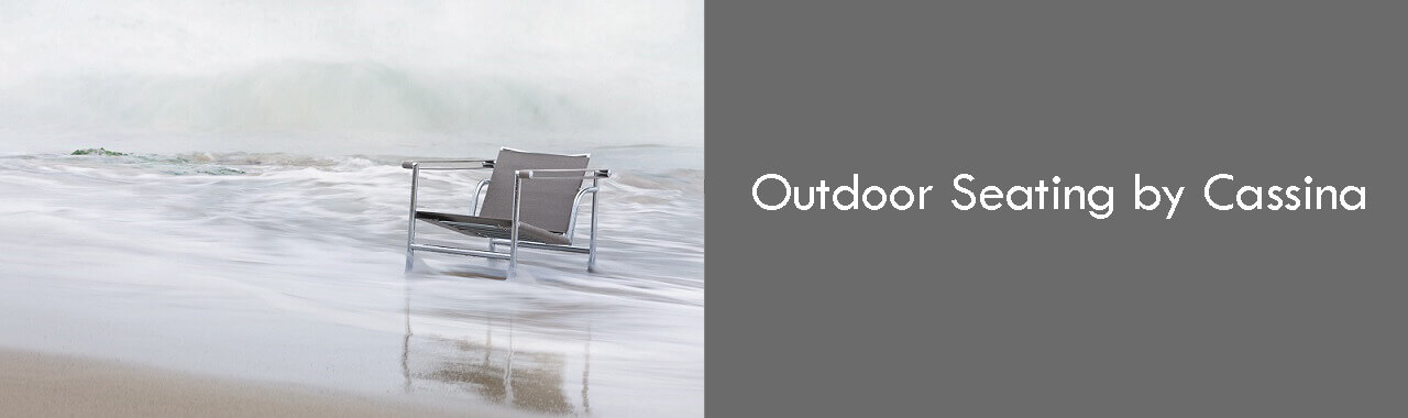 Outdoor Seating by Cassina
