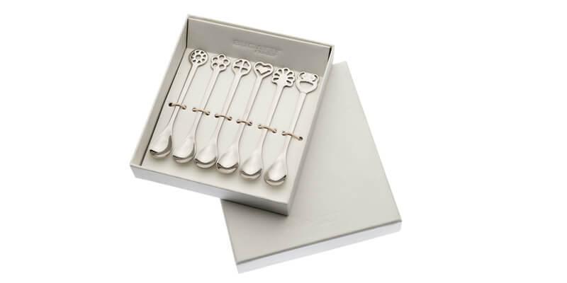 cucchiaini Bugatti confezione regalo