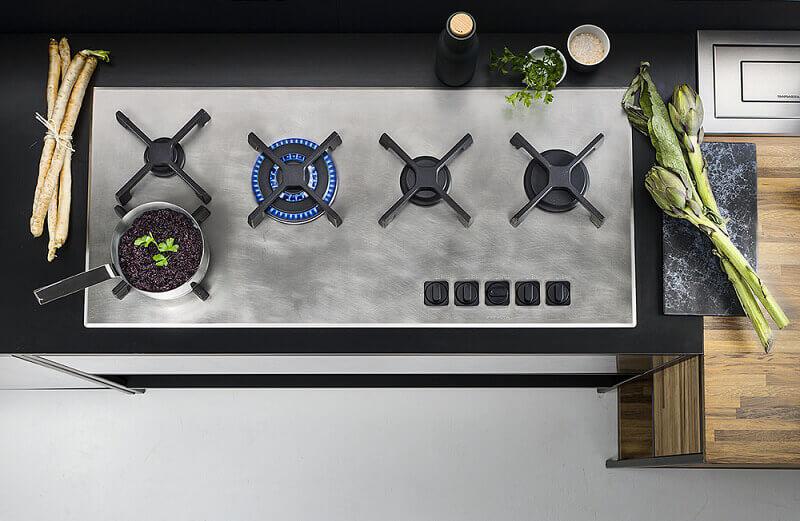 cucina unique barazza