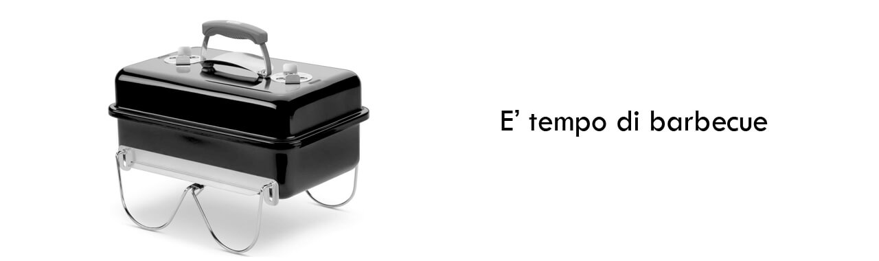 E' tempo di barbecue