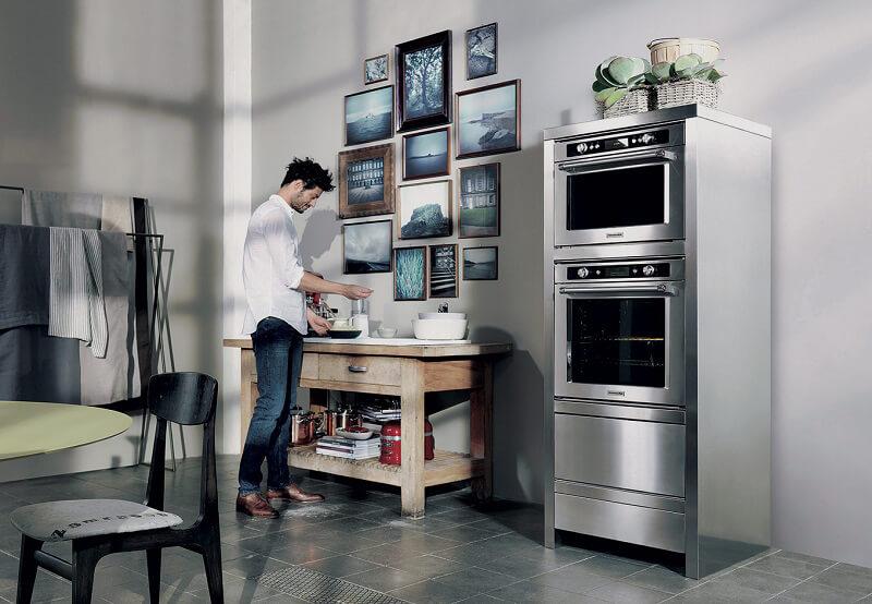 Chef Touch by Kitchen Aid: la cucina sottovuoto Cucine d\'Italia