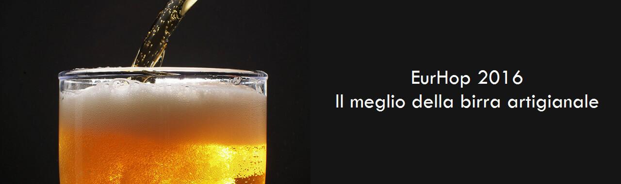 Eurhop 2016: il meglio della birra artigianale