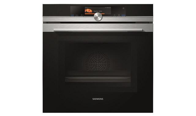 Siemens i forni da incasso iq700 cucine d 39 italia - Forno con microonde integrato ...