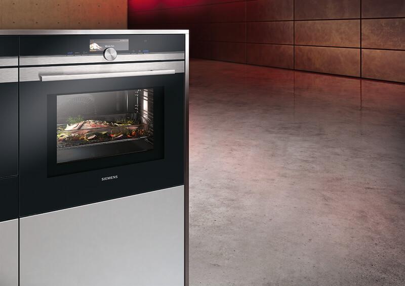 Siemens: i forni da incasso iQ700 Cucine d\'Italia