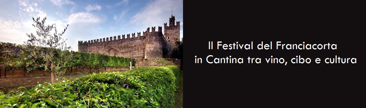 Il Festival del Franciacorta in Cantina tra vino, cibo e cultura