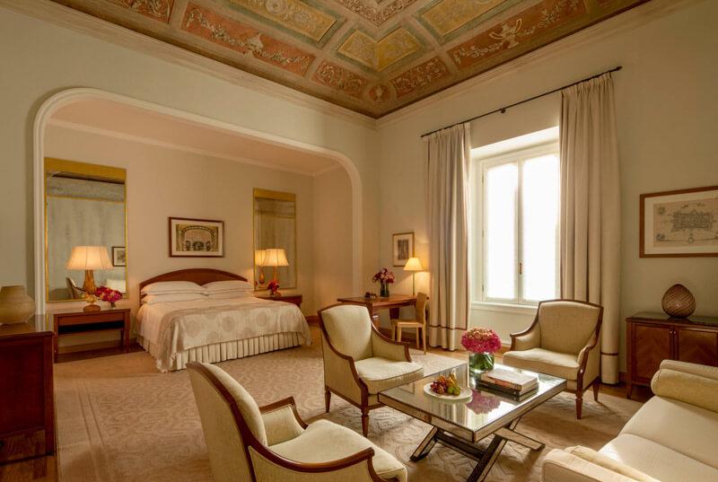 15 migliori alberghi italiani four season hotel milano