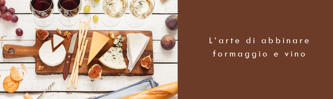The Art of Pairing Wine and Cheese