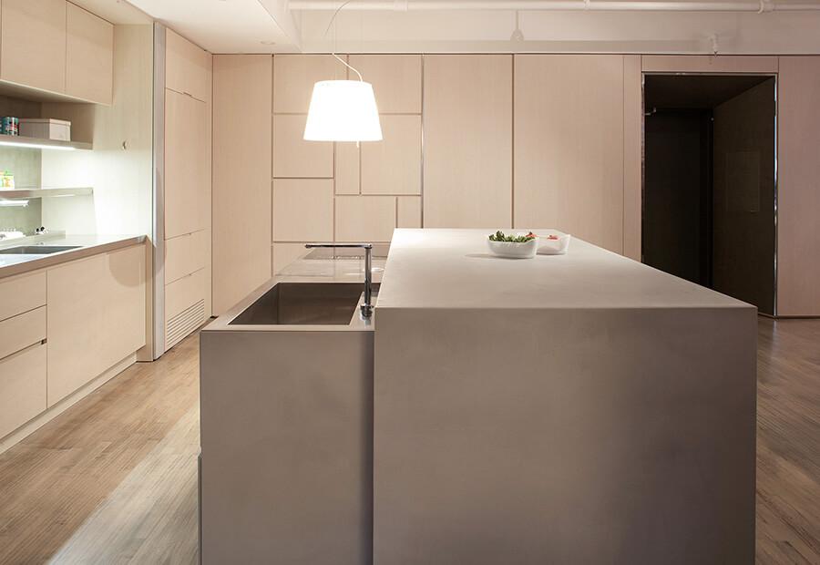 Cucine open space: le proposte di TM Italia Cucine d\'Italia