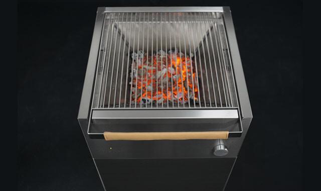 Booster Grill di Röshults: il barbecue a infrasuoni