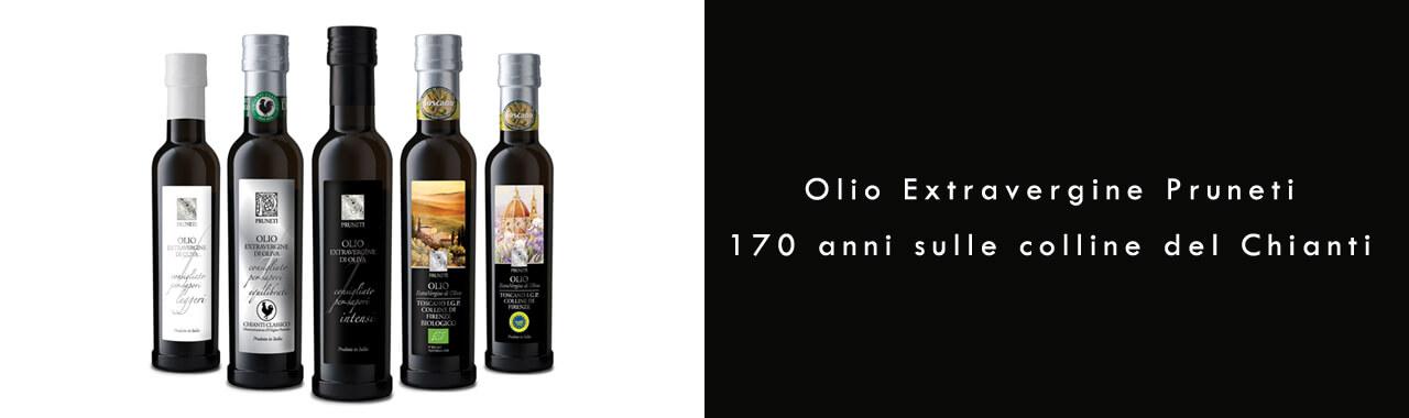 Olio Extravergine Pruneti: 170 anni sulle colline del Chianti