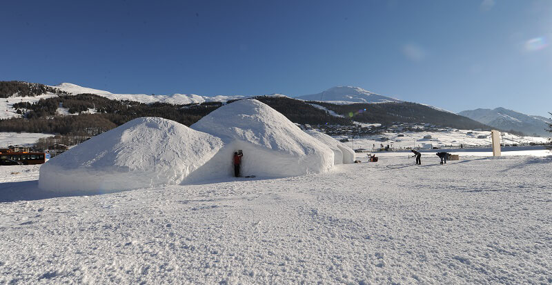 Igloo Livigno