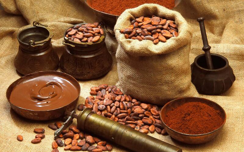 cibi del buonumore cioccolato