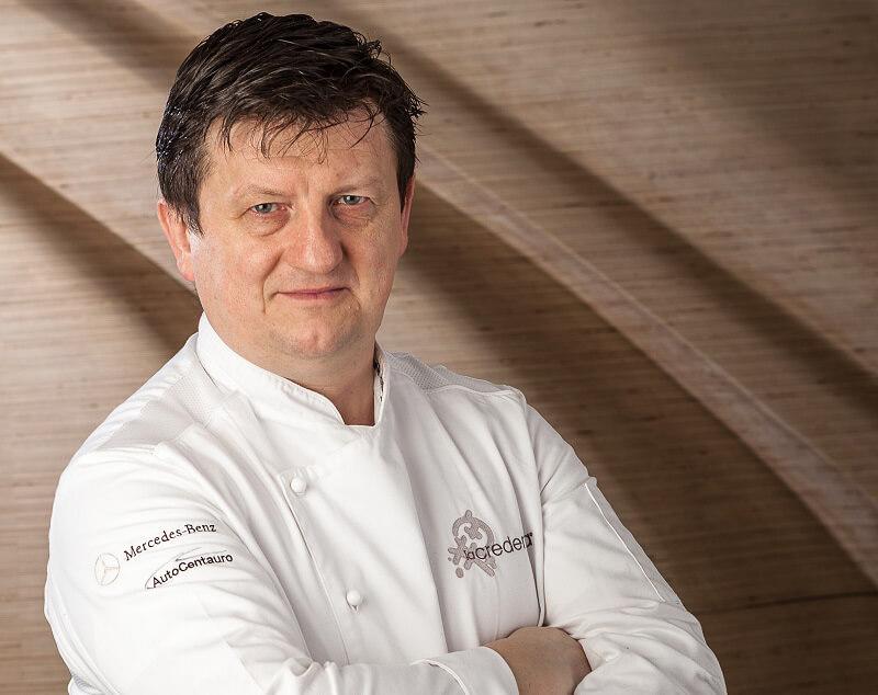 La Credenza Giovanni Grasso : Montréal en lumiere ospita la cucina stellata piemontese cucine ditalia