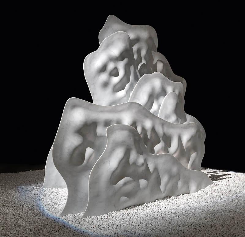 la luce del marmo Erodescape franchiumbertomarmi