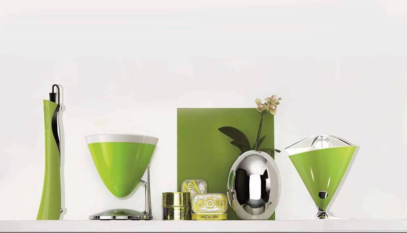 casa bugatti colore greenery