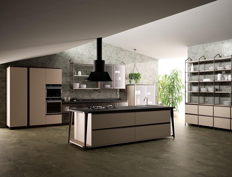 Scavolini e diesel presentano diesel open workshop cucine - Cucine scavolini diesel ...