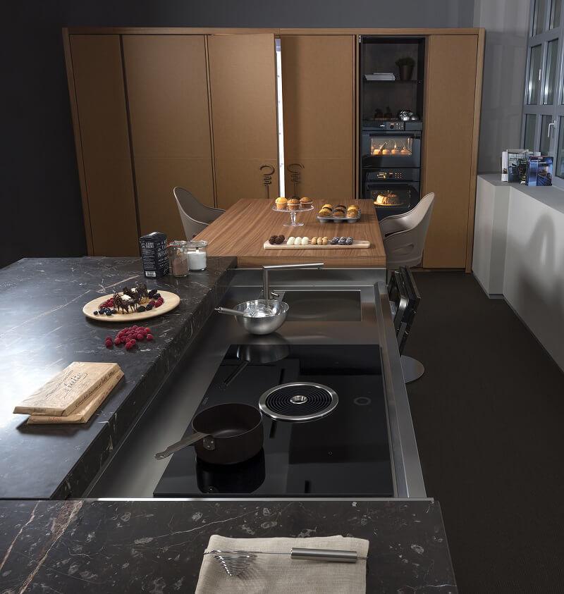 Cucine toncelli e frigo2000 l 39 incontro tra tradizione e tecnologia cucine d 39 italia - Cucine wolf italia ...