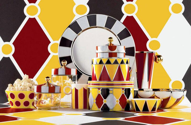 alessi circus sfumature di giallo festa della donna